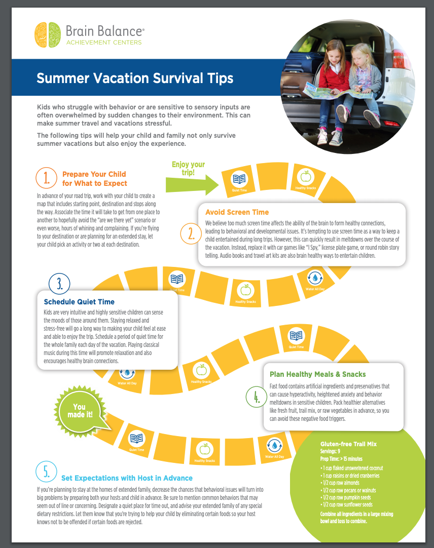 Vacation Tips June 2019 Screen Shot